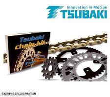 Kit Chaine Complet Tsubaki Sigma XRG Xring Honda CBR1000RR Fireblade 06-07 16*42