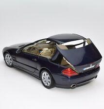 Minichamps Mercedes Benz SL Cabriolet mit Faltdach extrem selten !!!, 1:18, X710