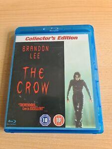 The Crow (Blu-ray, 2007, 2-Disc Set)