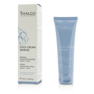 NEW Thalgo Cold Cream Marine Deeply Nourishing Mask - For Dry, Sensitive Skin