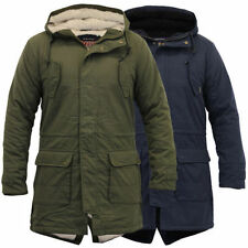 Laundry Polyester Button Hooded Coats & Jackets for Men