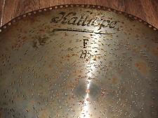 """Dessauer Marsch Kalliope 45cm Blechplatte Automat 108G music box 17 1/2"""" disc"""
