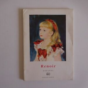 Renoir Enfants peintures dessins Hazan 1958 Raymond COGNIAT Paris France N7594