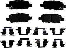 Disc Brake Pad Set-OEF3 Semi-Met Rear Autopart Intl 1424-640003