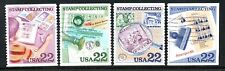 US #2198-2201 Stamp Collecting Complete Used Set Of 4