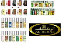 Genuine Al Rehab 6ml Attar Oil Perfume Roll On Halal Alcohol