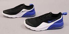 Nike Boy's Air Max Motion 2 Sneaker HD3 Black/Game Royal AQ2743-003 Size US:13.5