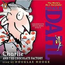 Charlie and the Chocolate Factory by Roald Dahl (CD-Audio, 2013)