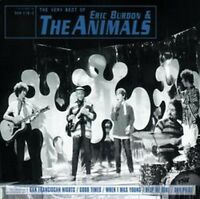 Eric Burdon + The Animals - Very Best Of (NEW CD)