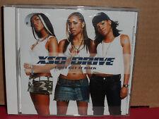 XSO Drive - Can I Get it Back PROMO CD Single Rare R&B