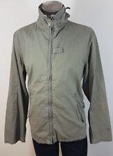 G Star Raw light khaki military style jacket Large