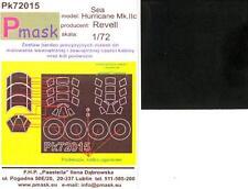 Model Maker 1/72 HAWKER SEA HURRICANE Mk.IIc Paint Mask Set
