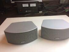 Bose Gemstone Speakers W/Wires AV321 3-2-1 GS/GSX Cinemate Series 1 II III