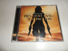 Cd    Various  ‎– Resident Evil: Extinction (Original Motion Picture Soundtrack)