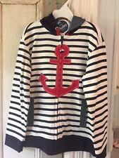 Hatley Nautical Sweatshirt NWT Size 7