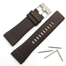 Diesel Original genuino reloj correa hebilla de acero de Cuero Real S/para DZ4138