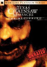 The Texas Chainsaw Massacre: The Beginning (DVD,2006)