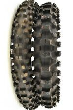 Bridgestone M203/M204 Front & Rear Tires 70/100-19 & 90/100-16  119689/119757