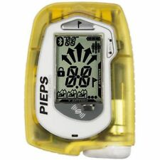 PIEPS Micro Avalanche Transceiver Mens Unisex PP1129000000ALL1 Yellow