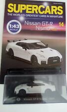Nissan gt-r nismo 1:43 Supercars Collection