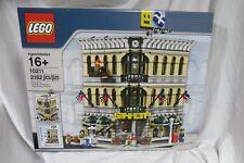 Lego 10211 Grand Emporium Modular Set NEW Factory SEALED Retired ~ PERFECT BOX