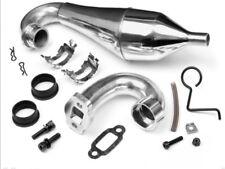 HPI Baja 5B Aluminum Tuned Pipe Set 86690
