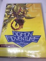 New Digimon Adventure Tri. 3: Confession Disc, 2017, 2-Disc Set) + SC