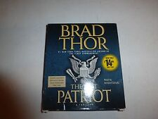 The Last Patriot by Brad Thor Compact Audio Disc Book (English) B68