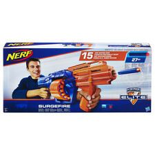 NERF ELITE - Deporte Y Aire Libre Nerf Elite Surgefire 8 Años