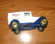 LIBERTY FORD MODEL A Fairway Fine Foods DIECAST CAR BANK LIMITED EDITION