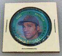 1971 Topps Baseball Coin # 75 Billy Williams Chicago Cubs HOF