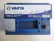 Autobatterie Batterie Bleue Dynamic Varta D59 12V 60AH 540A EN 5604090543132