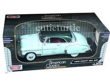 Motormax American Classics 1950 Chevrolet Bel Air Hard Top 1:18 Green 73111