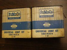 NOS OEM Ford 1960 1961 1962 Falcon Drive Shaft U Joints