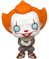 Pennywise with Glow Bug Funko Pop Vinyl New in Box