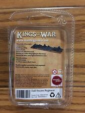Kings Of War, 2nd Edition: Empire Of Dust Swarm Regiment