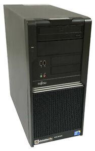Fujitsu Celsius W380, Intel Xeon X3450, 8GB RAM, NVIDIA Quadro 410, 1TB SSHD W10