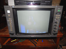 Sony BVM-1310 Broadcast Quality Color Video Monitor w/BKM-1450 Auto Setup Option