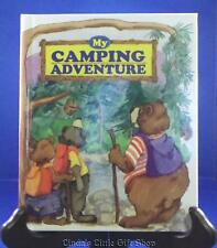 PERSONALIZED CHILDREN'S BOOK MY CAMPING ADVENTURE