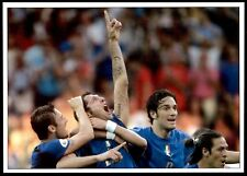 Italy FIFA World Champions 2006 Postcard - 3 of 6