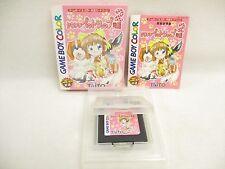 Kawaii Pet Shop Monogatari 2 Game Boy Color Nintendo Import Japon Jeu Go