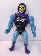 Vintage 1983 Masters of the Universe Battle Armor Skeletor Variant MOTU Mattel F