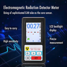 1 Pcs Br 6 Nuclear Radiation Detector Personal Dosimeter Moniter High Accuracy