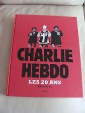 Charlie Hebdo - Les 20 ans ( 1992 - 2012 )