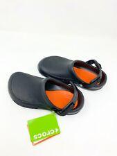 NEW crocs Unisex Bistro Pro Clog, Black, Size 6 Women / 4 US Men