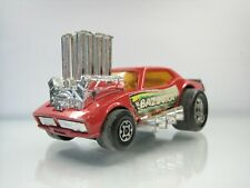 Diecast Matchbox Speed Kings Bazooka K-43/44 Red Good Condition