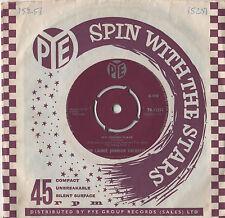 "Laurie Johnson Orchestra - No Hiding Place 7""Sgl 1960"