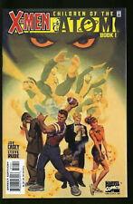 X-MEN CHILDREN OF THE ATOM BOOK 1 #1-6 NEAR MINT COMPLETE SET 1999