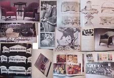 LLOYD LOOM WvFb.Furn:Wicker CHAIR,sofa baby buggy rocking,repair weaving making