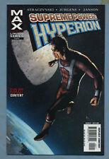Supreme Power Hyperion #5 2006 Squadron Supreme Marvel